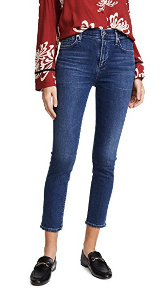 CITIZENS OF HUMANITY jeans skinny jeans high