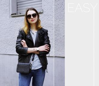 cruel thing blogger jacket shirt jeans shoes bag jewels