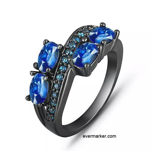 jewels blue sapphire ring