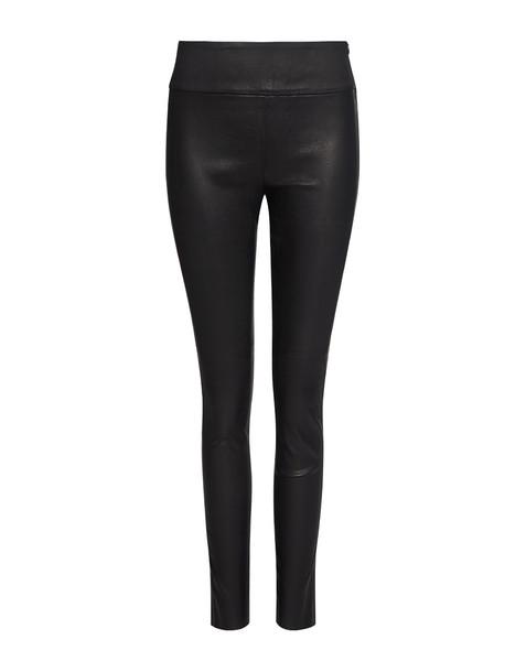 Iro pants leather pants leather black