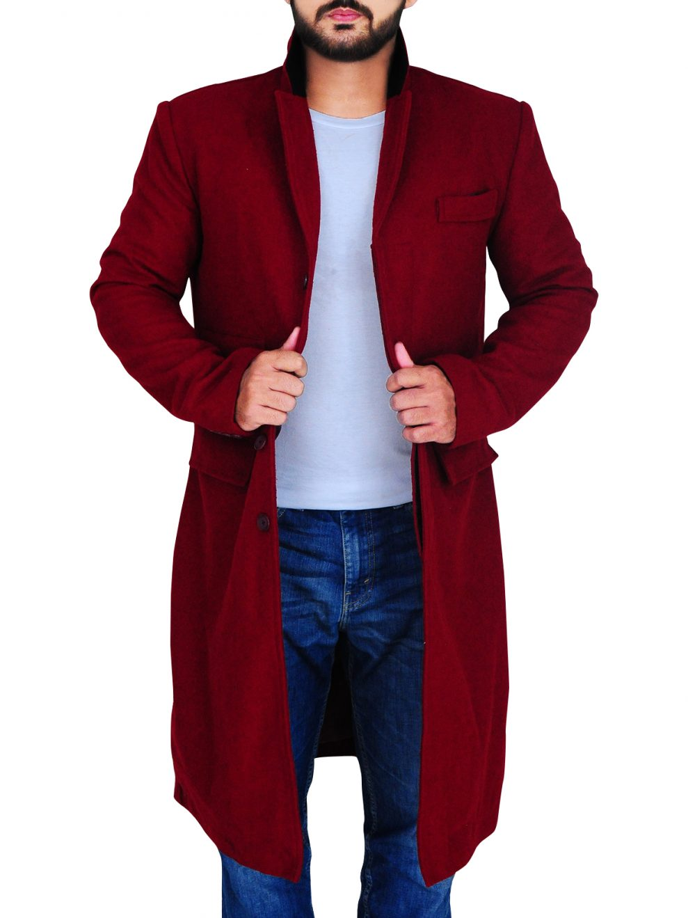 Hugh Jackman The Greatest Showman Long Coat