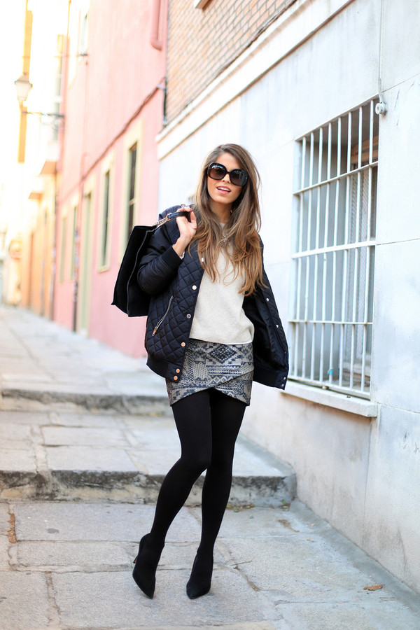 seams for a desire jacket sweater skirt shoes bag jewels sunglasses