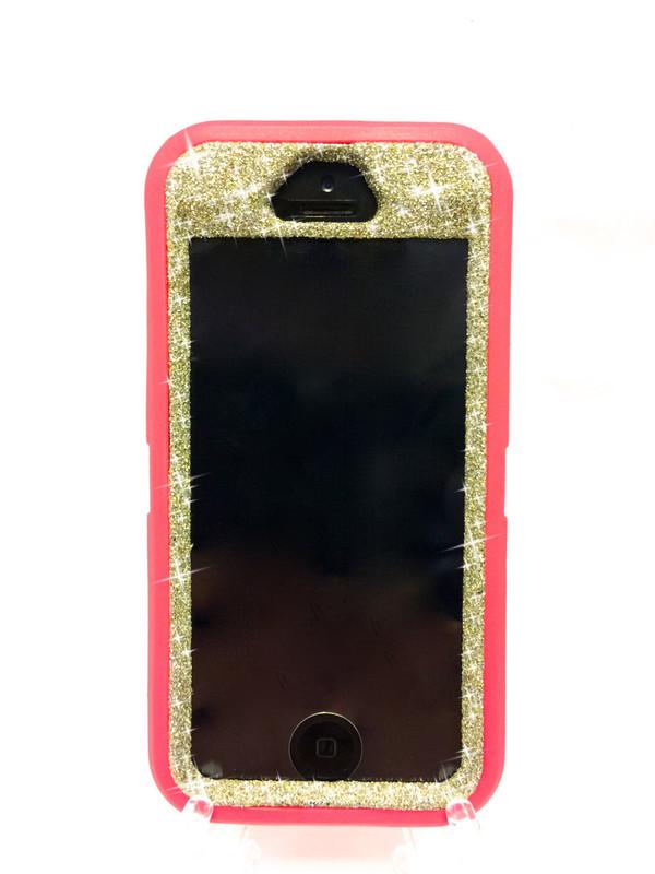 Glitter Otterbox Iphone S