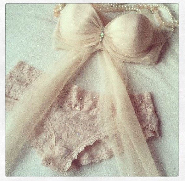 underwear lingerie romantic bridal lingerie pearl nude mermaid beach wedding sea creatures