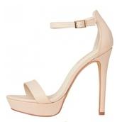 shoes,nude,stone,stilettos,sandals,heels,ankle strap,creme,cream,thin heel,high heels