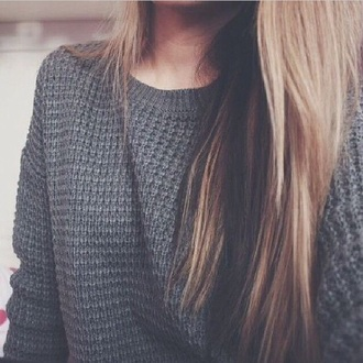 sweater winter sweater winter outfits fall sweater fall outfits grey sweater grey grey underwear cute cute sweater cosy