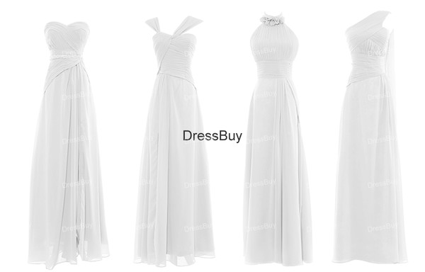 bridesmaid white bridesmaid dress