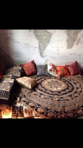 home accessory,pillow,boho,home decor,hipster,bedroom,decorative cushions