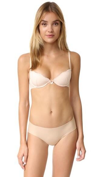 bra lace beige underwear