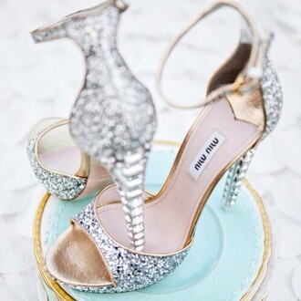 shoes prom shoes jewels high heels platform shoes glitter black heels silver shoes sandal heels wedding shoes