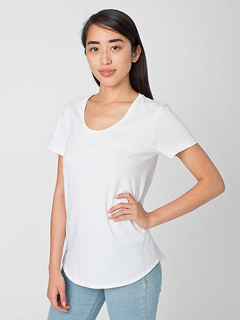 Ultra Wash Tee | American Apparel