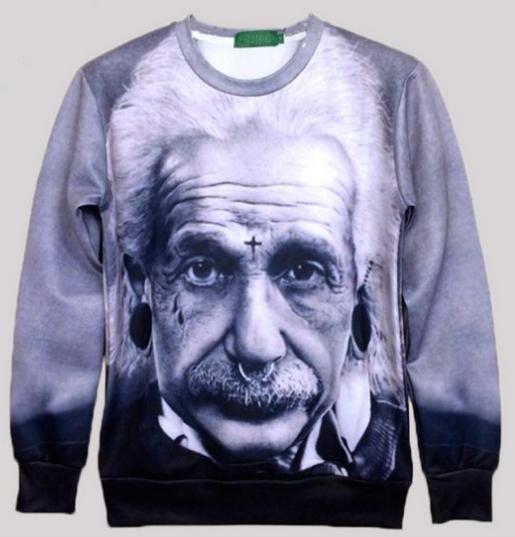 Einstein Sweatshirts