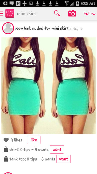 california cali crop top sweater crop top