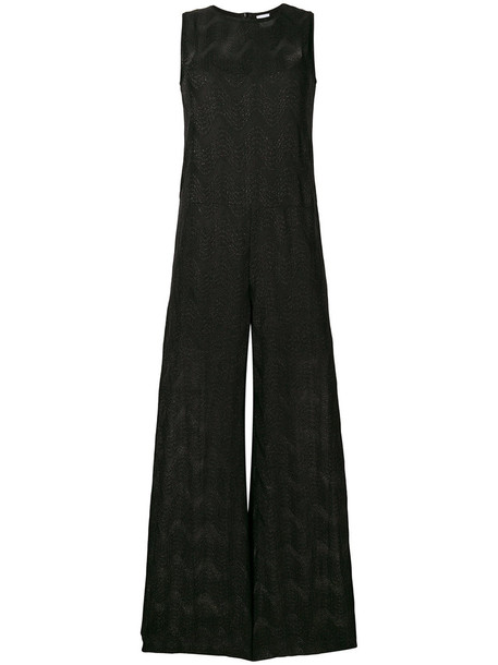 M Missoni jumpsuit women black