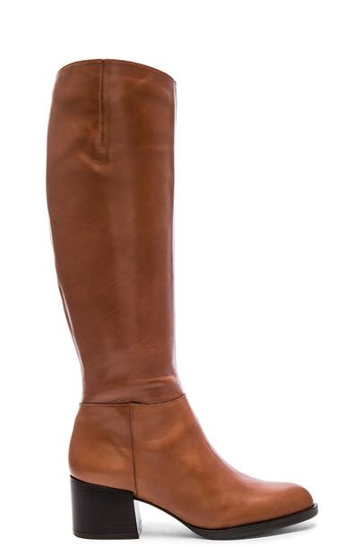 Sam Edelman boot brown