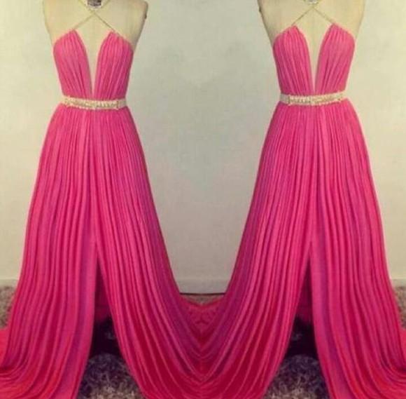 cross long long dress pink dress long pink dress criss crisscross