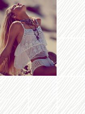 Free people  femme fatale crop top at free people clothing boutique