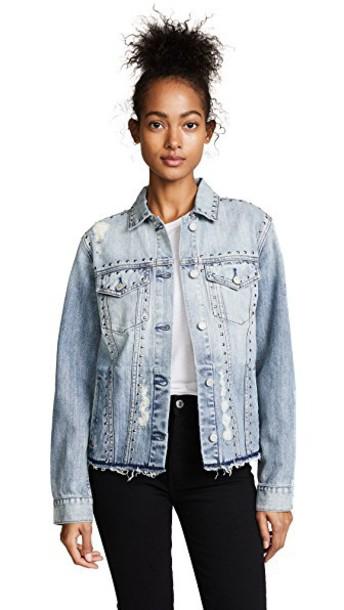 jacket studs vintage