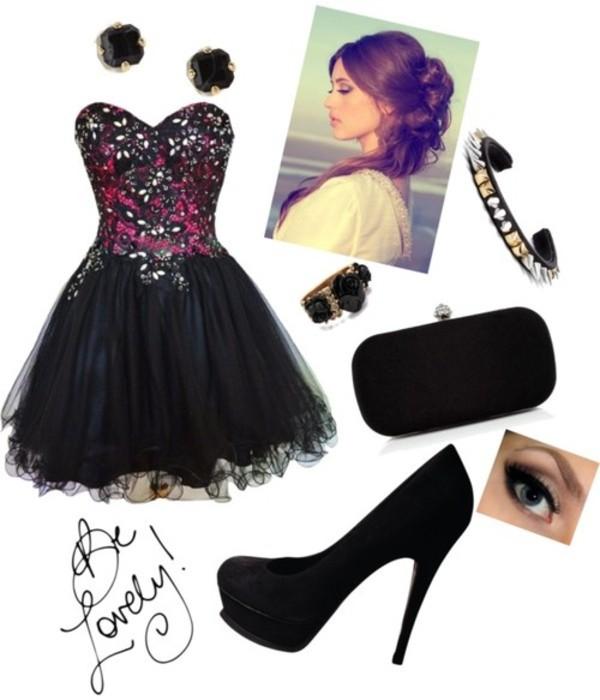 dress prom dress accessories