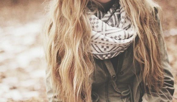 scarf fashion tribal cute ariana grande print fall winter outfit