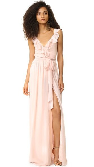 dress ruffle dress ruffle