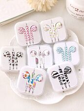 jewels,earphones,zebra,colorful earphones,phone cover,flowers,animal print,phone accessories,pattern,iphone,leopard print,cute,colorful,butterfly,multicolor,floral earphones