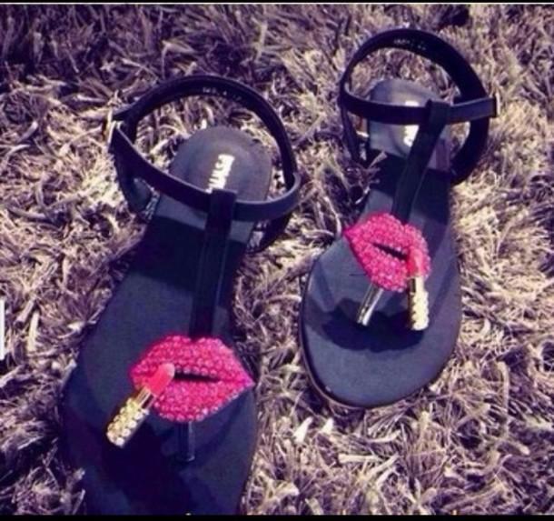 shoes kiss kiss me