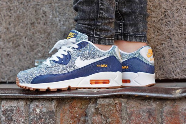 brand new 55ce4 7d2e8 nike air max 90 liberty - Wheretoget
