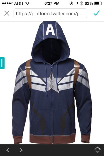 jacket american flag movie disney captain america marvel mens sweater