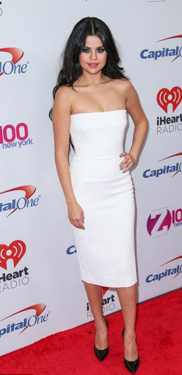Aliexpress.com : Buy Selena Short Cocktail Dress With Back Slit ...