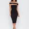 Insta-famous banded midi dress gojane.com
