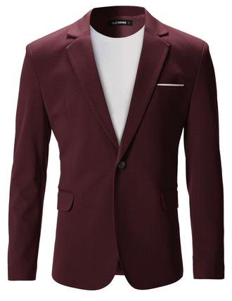 jacket menswear wine blazer summer outfits