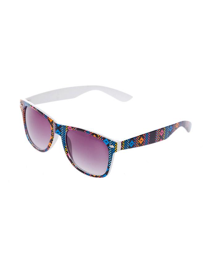 0681cd6edf2 Soul Cal Deluxe Aztec Wayfarer Sunglasses from just £8.00 ...