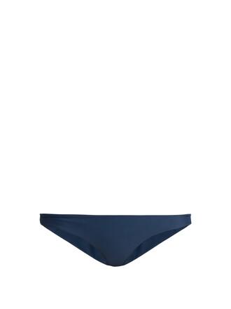 bikini dark blue dark blue swimwear