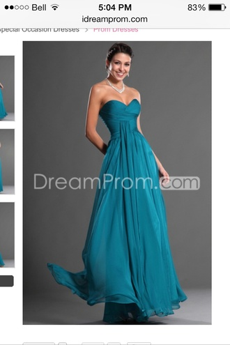 dress strapless dress long dress sweetheart dress prom dress long prom dress graduation dresses blue dress