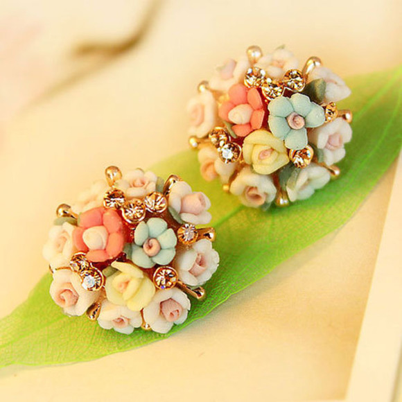 fashion jewels earrings