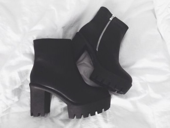 shoes platform shoes boots glamourous perfect
