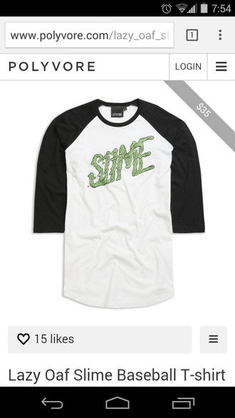 t-shirt slime charli xcx