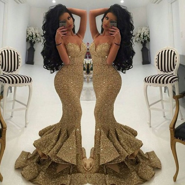 Mermaid Dresses for Women