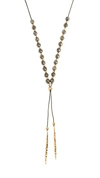 gorjana necklace gold jewels