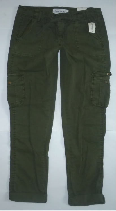 Womens Aeropostale Military Cargo Pants | eBay