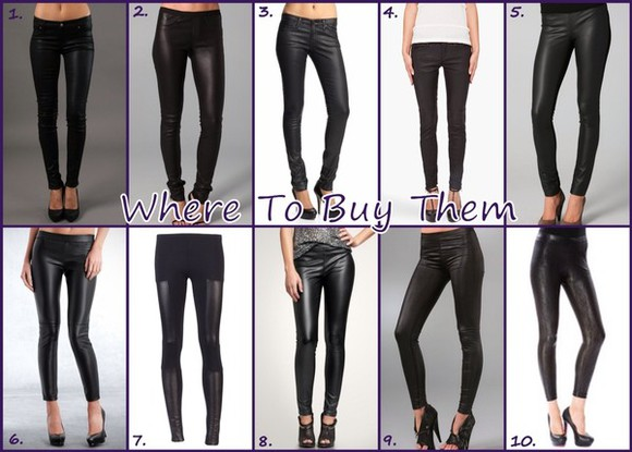 pants black leather leather leggings leather skinny pants black, skinny, leather pants