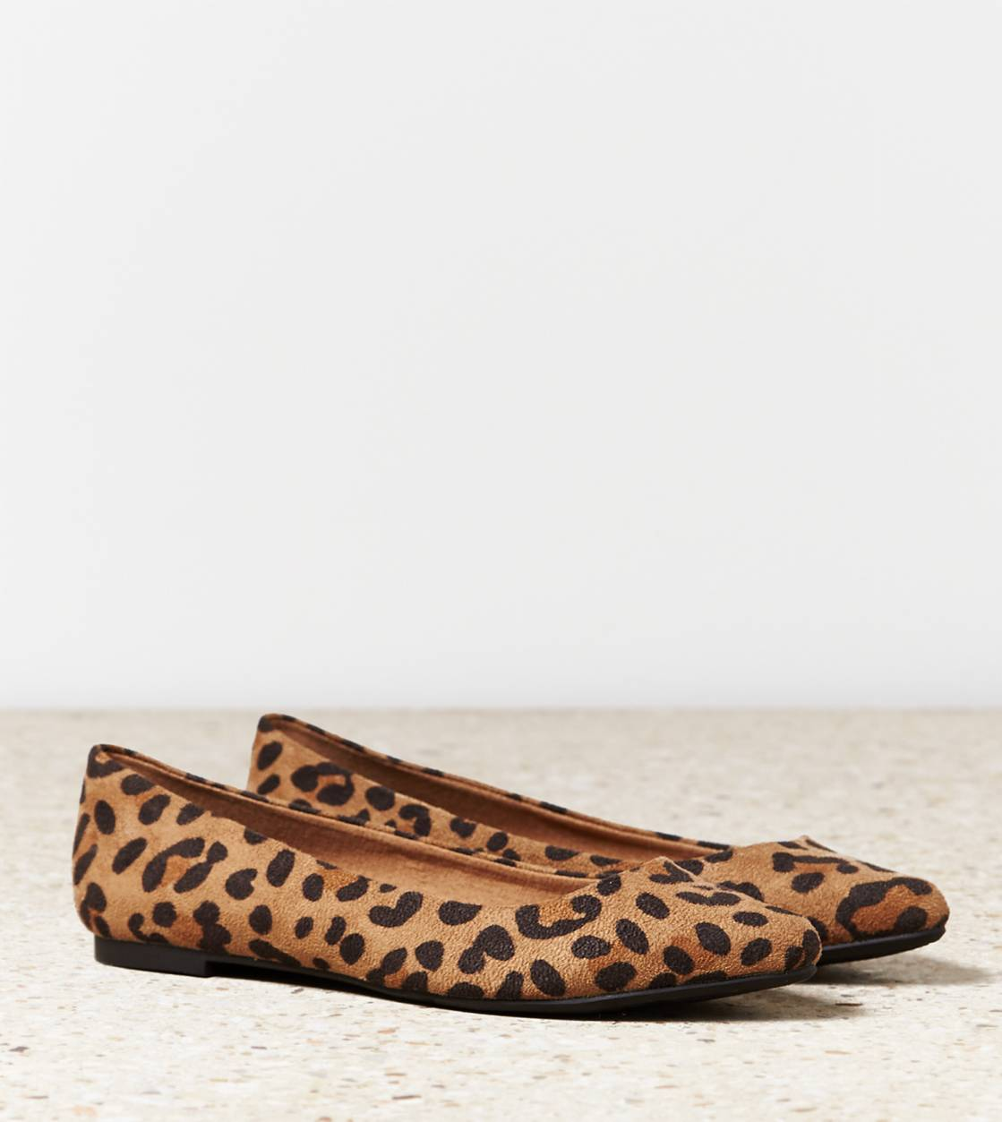 Shoes Leopard Print Flats Shop For Shoes Leopard Print Flats On Wheretoget