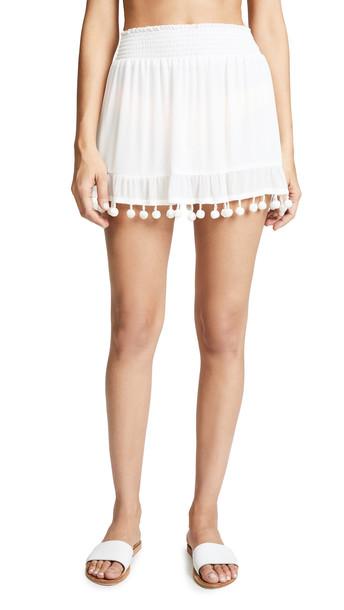Ramy Brook Stevie Skirt in white