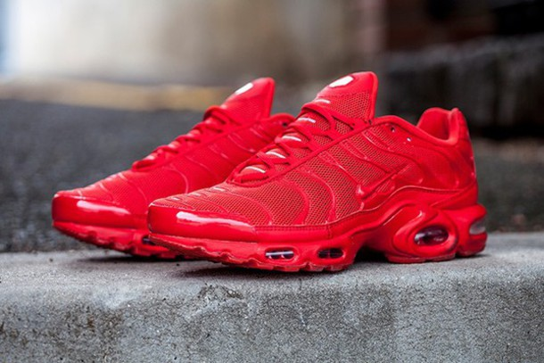 meet f516d a9cdf shoes nike nike tuned 1 lava red