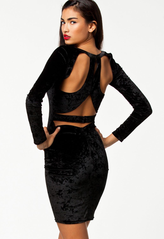 Черное Платье Онлайн Доставка