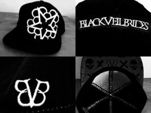 hat cap black veil bride mech black veil brides mech black veil brides awesomeness