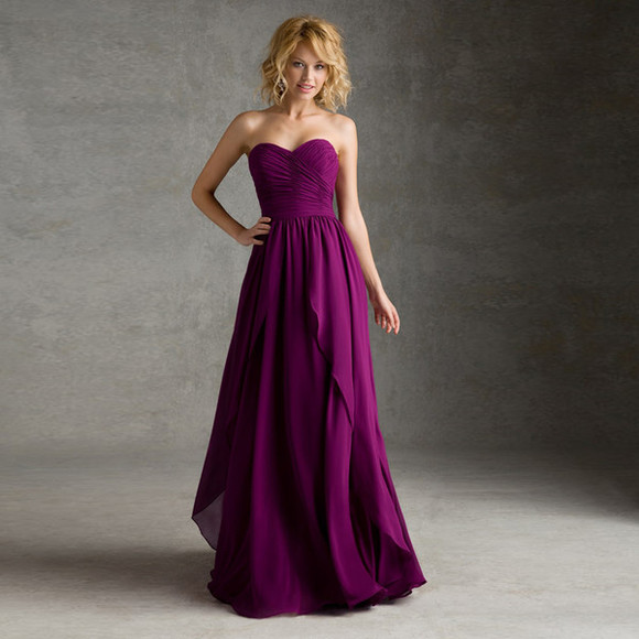 long dress prom dress evening dress sweetheart dresses