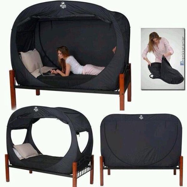 amazon: privacy pop bed tent: toys & games