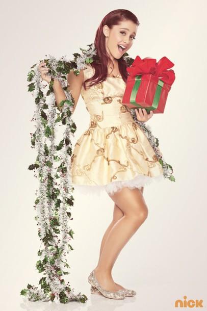 Ariana Grande Christmas.Get The Shoes Wheretoget